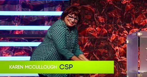 Karen McCullough, CSP
