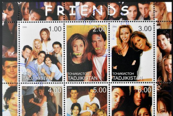 Gen X: Friends Poster