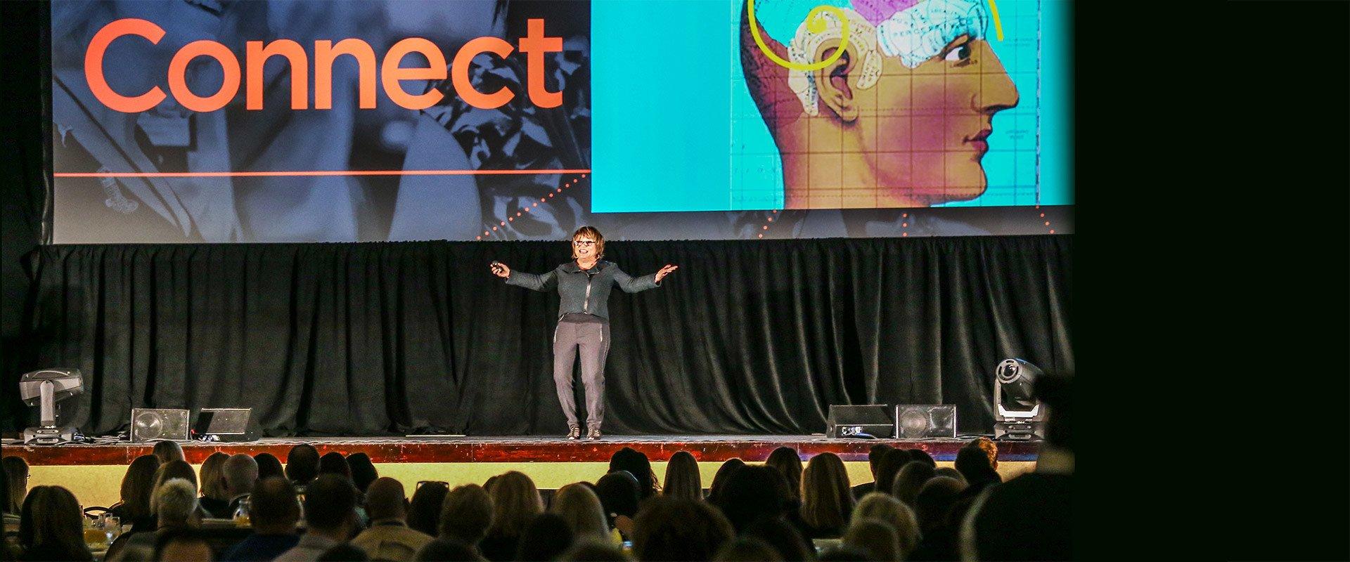 Meeting Professionals Love Karen McCullough Keynote Speaker