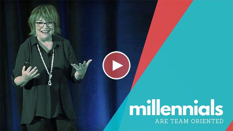 Millennials Are Team Oriented