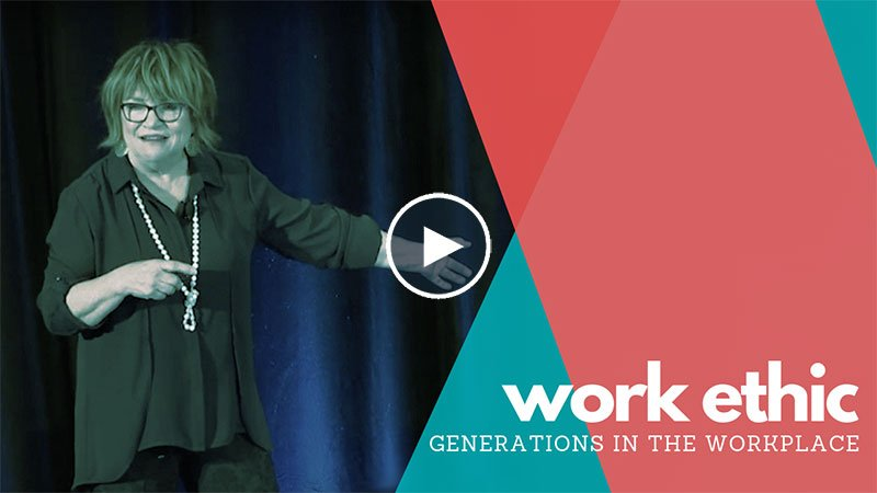Work Ethic – Generations in the Workplace