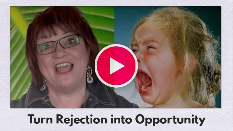 Turn Rejection into Opportunity