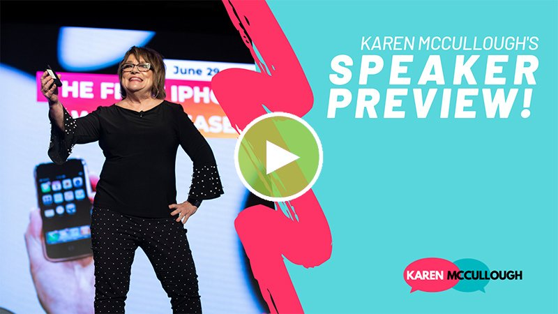Karen McCullough's Speaker Preview