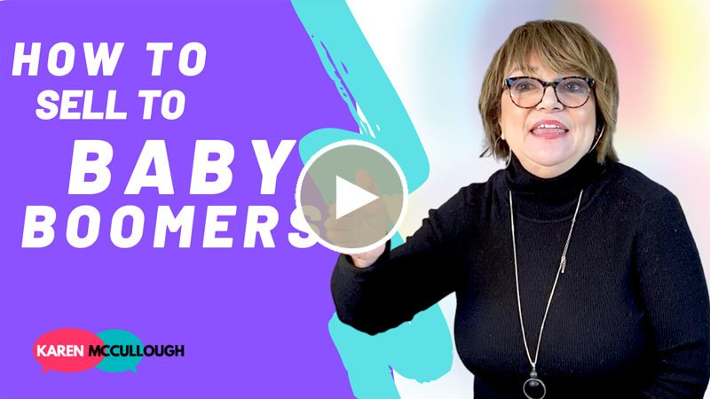 How to Sell to Baby Boomers
